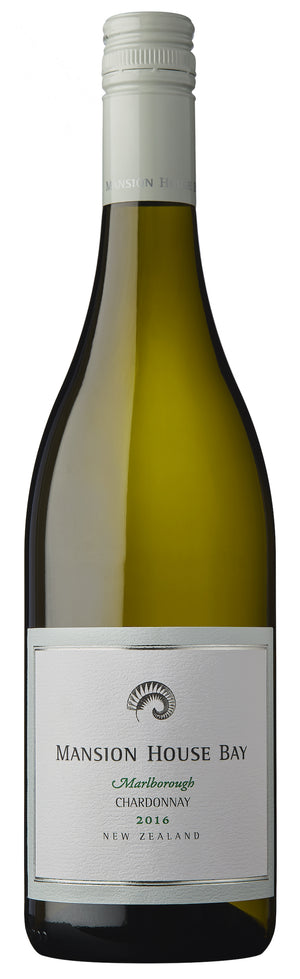 2016 Mansion House Bay Marlborough Chardonnay - Whitehaven Wines
