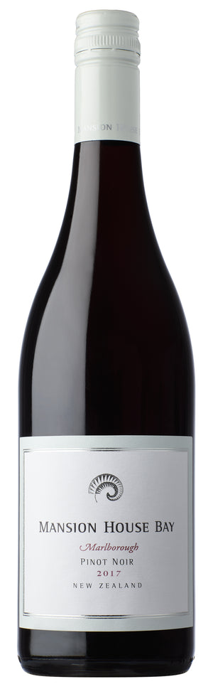 2017 Mansion House Bay Marlborough Pinot Noir - Whitehaven Wines
