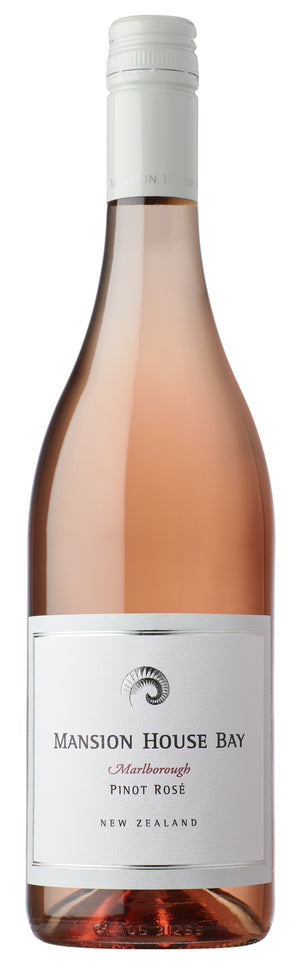 2019 Mansion House Bay Marlborough Pinot Rosé