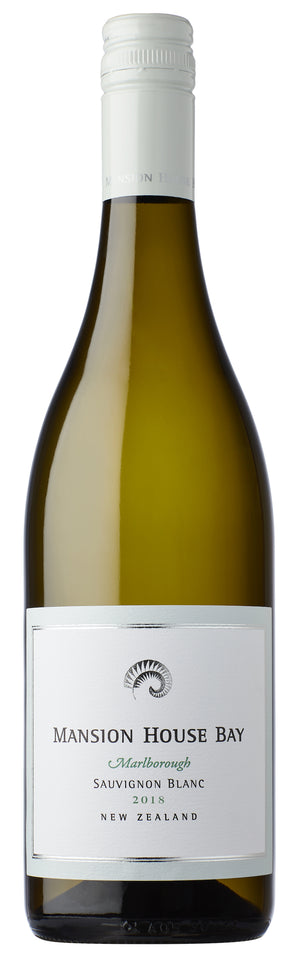 2018 Mansion House Bay Marlborough Sauvignon Blanc - Whitehaven Wines