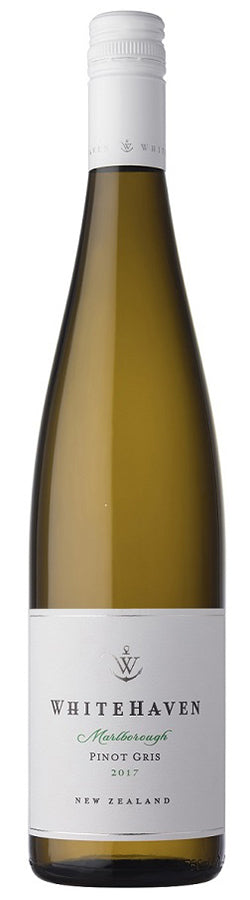 2017 Whitehaven Marlborough Pinot Gris - Whitehaven Wines