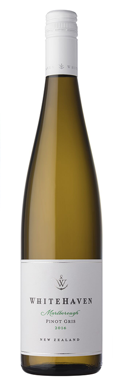 2016 Whitehaven Marlborough Pinot Gris - Whitehaven Wines