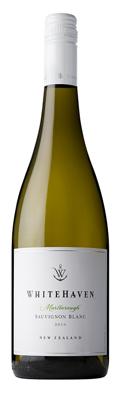 2018 Whitehaven Marlborough Sauvignon Blanc - Whitehaven Wines