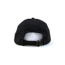Load image into Gallery viewer, LOGO DAD HAT IN BLACK