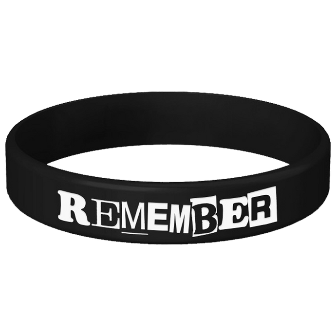 Remember Silicone Bracelet