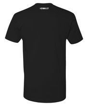 Load image into Gallery viewer, 808 Black Logo Tee Pre-Order