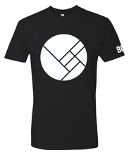 Load image into Gallery viewer, 808 Black Logo Tee