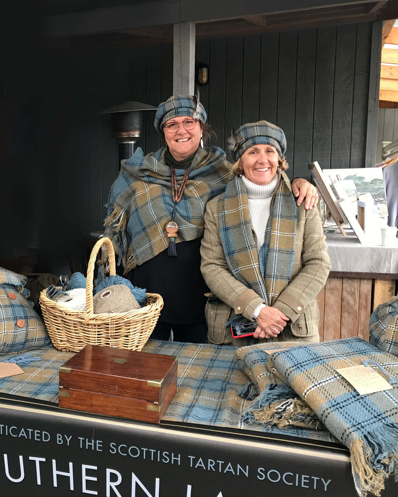 Scottish Tartan Launched