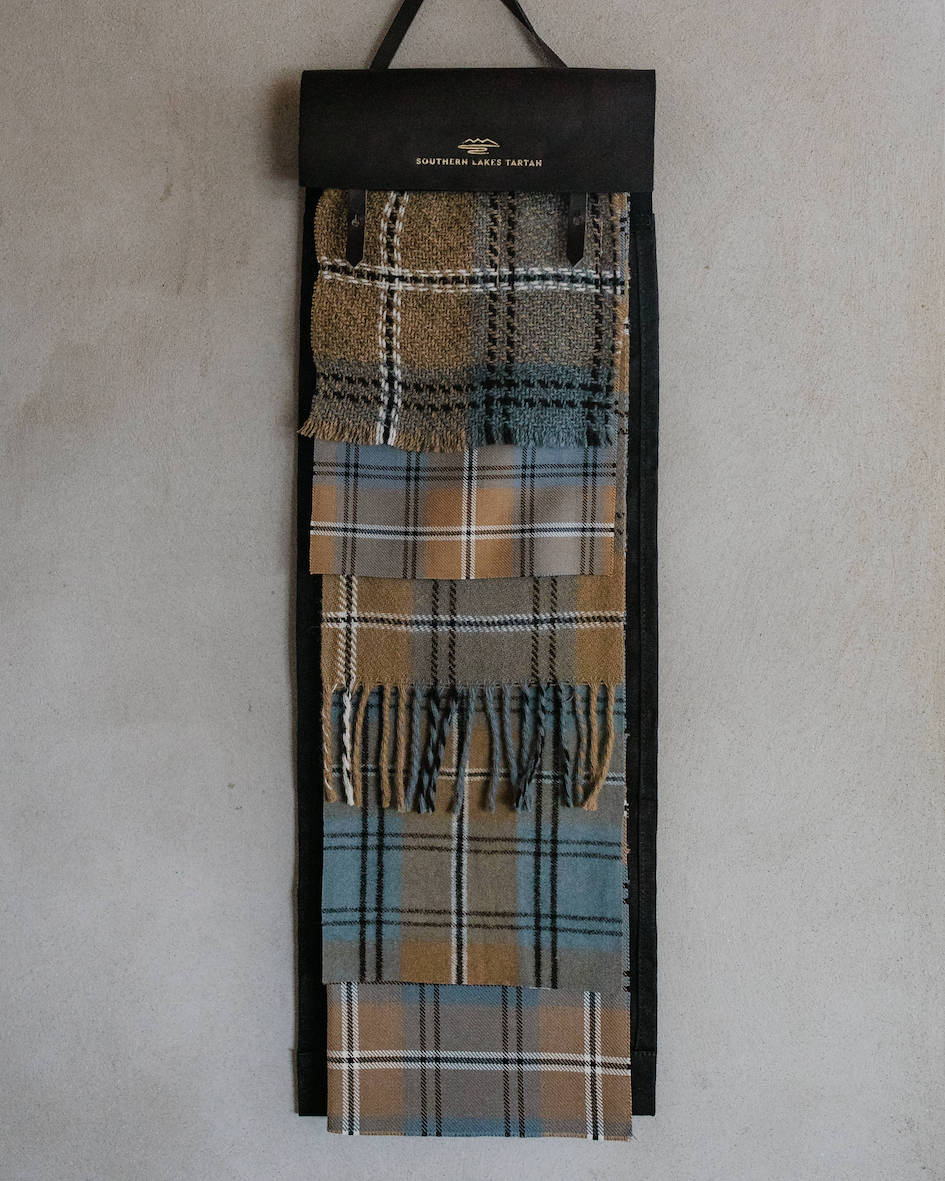 Tartan Sample Book