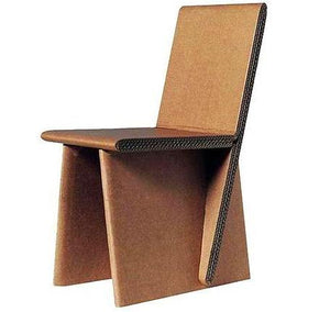 The Cardboard Chair Thecardboardchair
