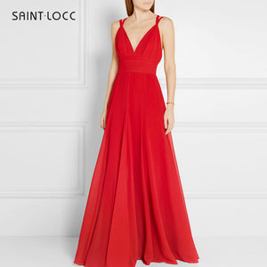 Special Offer Promotion Empire None Regular Solid Robe Silk Dresses Women2016 Summer Sexy Women Maxi Dress Bandage Long