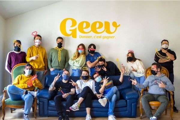 Geev application anti gaspillage alimentaire
