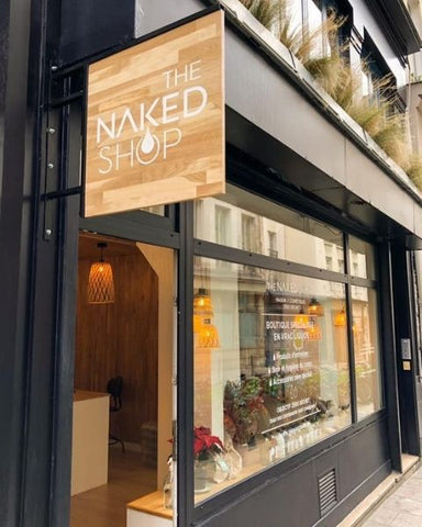 Seconde boutique The Naked Shop