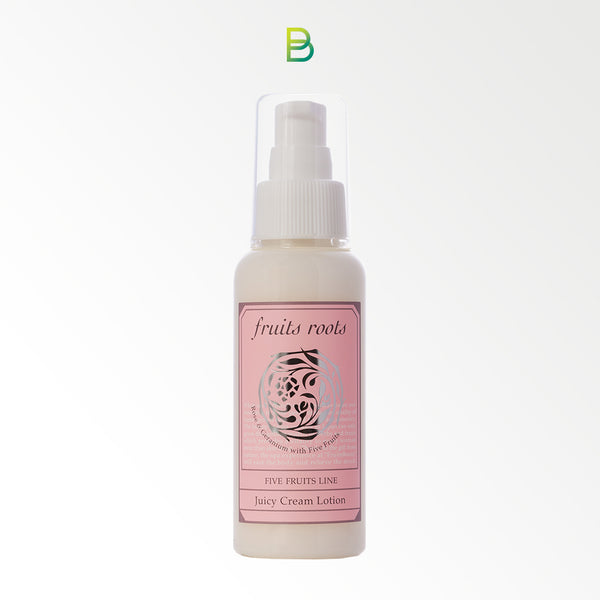 Fruits roots Five Fruits juicy cream lotion 100ml