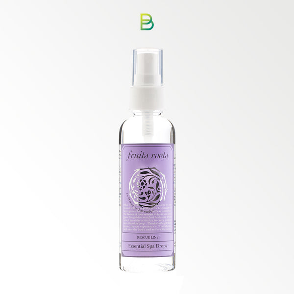 Fruits roots Rescue essential spa drops 150ml