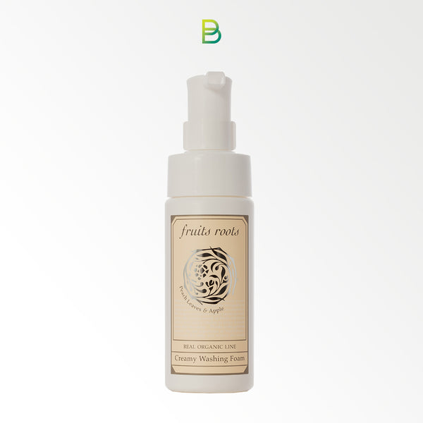 Fruits roots Real Organic gentle cleansing foam 150ml