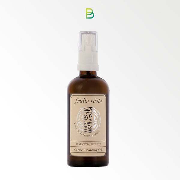 Fruits roots Real Organic gentle cleansing oil 100ml