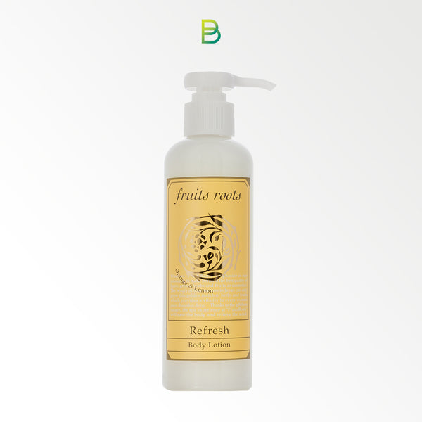 Fruits roots Refresh body lotion 200ml