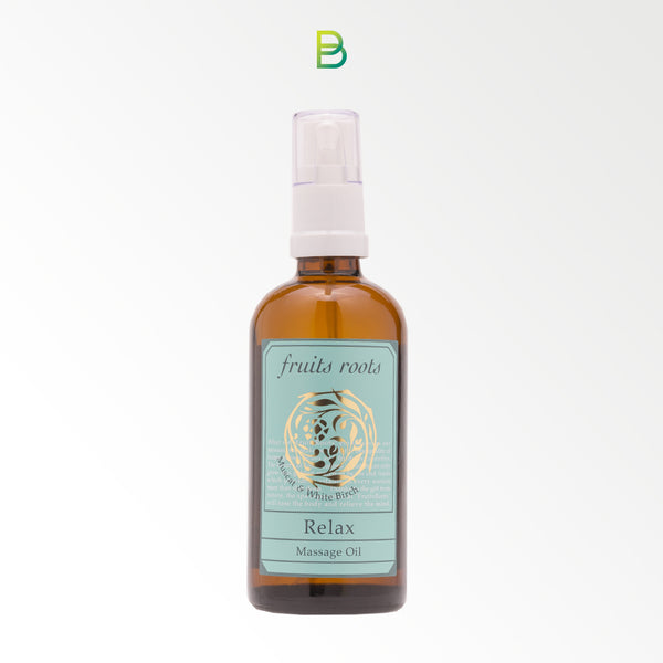 Fruits roots Relax massage oil 100ml