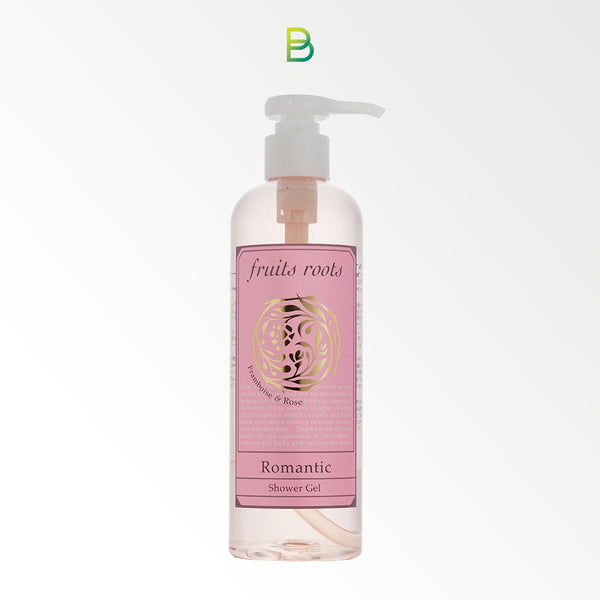 Fruits roots Romantic shower gel 300ml