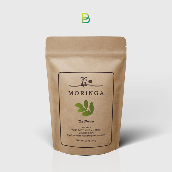 Pure Organic Moringa Powder 56g