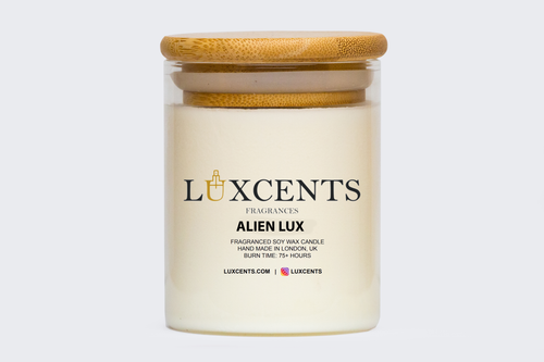 ALIEN LUX | LUXCENTS DESIGNER INSPIRED CANDLE