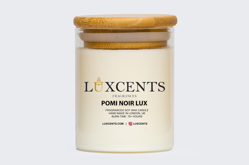 POMI NOIR LUX | LUXCENTS DESIGNER INSPIRED CANDLE