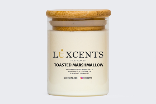TOASTED MARSHMALLOW | LUXCENTS DESIGNER INSPIRED CANDLE