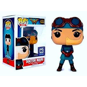 Pop! Heroes: Wonder Woman - Doctor Maru Legion of Collectors #433
