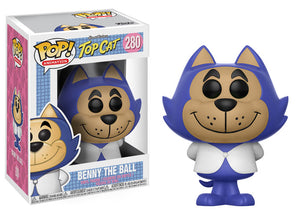 Pop! Animation: Top Cat - Benny The Ball #280