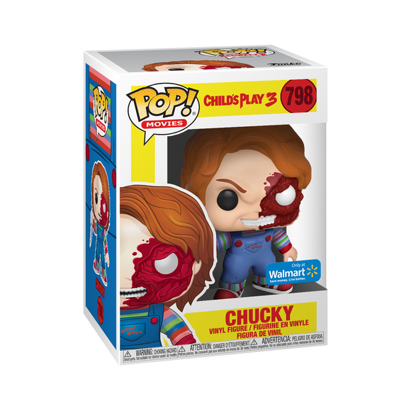 Pop! Movies: Child's Play 3 - Chucky 798