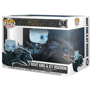 Pop! Rides: Game of Thrones - Night King on Dragon #58