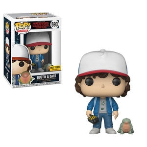 Pop! Television: Stranger Things - Dustin & Dart  #593