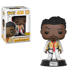 Pop! Star Wars: Lando Calrissian  251