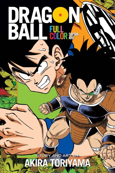 Dragon Ball Full Color Vol. 1 (Manga)