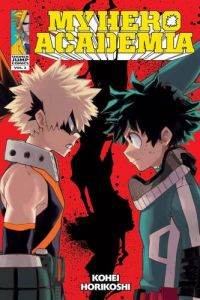 My Hero Academia Vol. 2 (Manga)