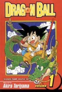 Dragon Ball Vol. 1 (2nd edition)