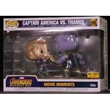 Pop! Marvel: Avengers: Infinity War - Captain America Vs Thanos 698