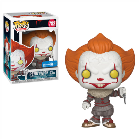 Pop! Movies: It Chapter 2 - Pennywise with Blade 782