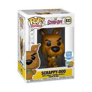 Pop! Animation: Scooby-Doo - Scrappy-doo 633