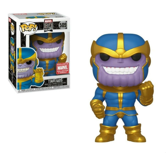 Pop! Marvel: First Appearance - Thanos 509