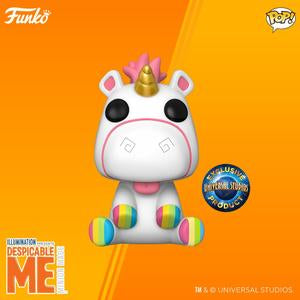 Pop! Animation: Despicable Me - Fluffy 420 (Rainbow)
