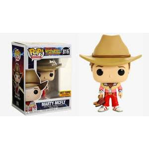 Pop! Movie: Back to the Future - Marty McFly 816