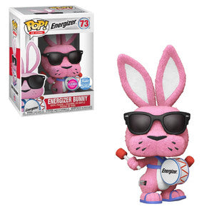 Pop! Ad Icons - Energizer Bunny 73 (Flocked)