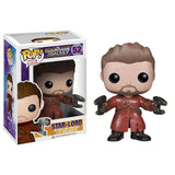 Pop! Marvel: Guardians of the Galaxy - Star-Lord 52 (Unmasked)