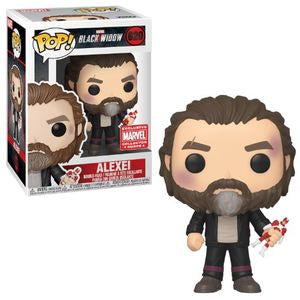 Pop! Marvel: Black Window - Alexei 620