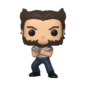 POP Marvel: X-Men 20th - Wolverine In Tanktop
