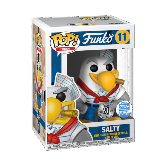 Pop! Salty ( Funko Shop Exclusive) #11