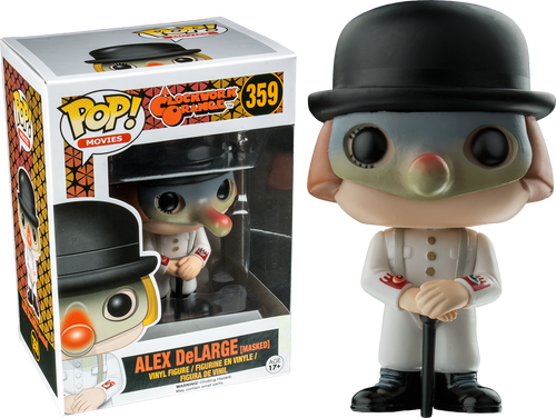 Alex DeLarge (Masked) Hot Topic Exclusive