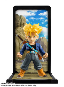 Dragon Ball Z: Buddies: - Super Saiyan Trunks Figure